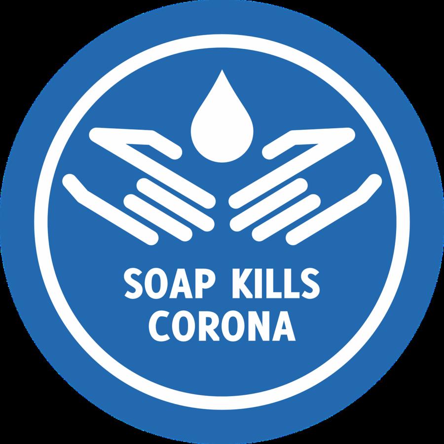 Soap Kills Corona